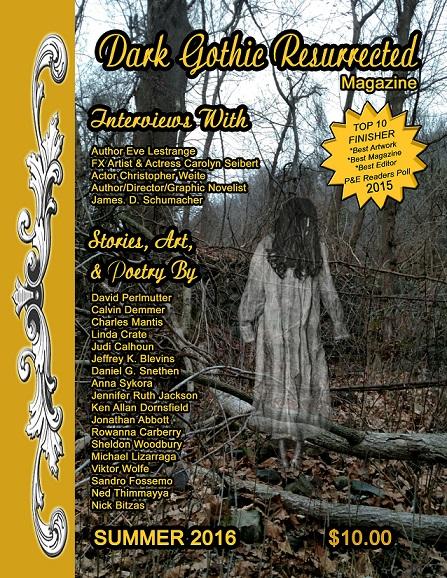 Download e-book Dark Gothic Resurrected Magazine Spring 2013