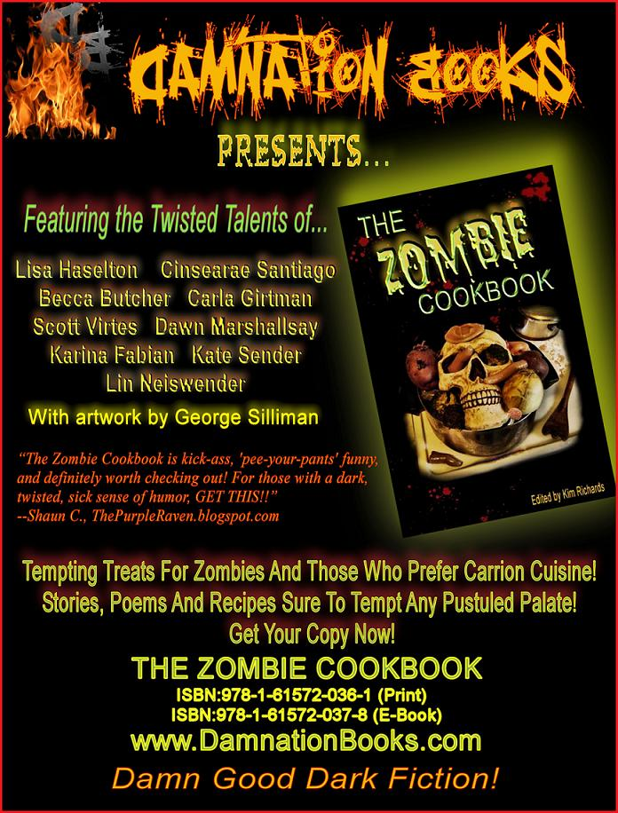 Who Loves Zombies? - BLOOD TOUCH- Website of Author/Artist